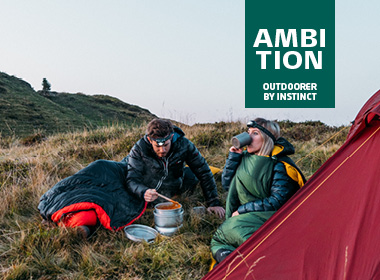 Ambition – Outdoorer by Instinct